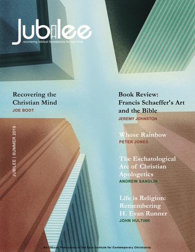 Cultural Theology - Summer 2019 - Digital Download / Online Reader
