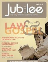 Law and Gospel Vol. 1 - Fall 2012 - Digital Download / Online Reader