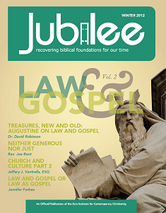 Law and Gospel Vol. 2 - Winter 2012 - Digital Download / Online Reader