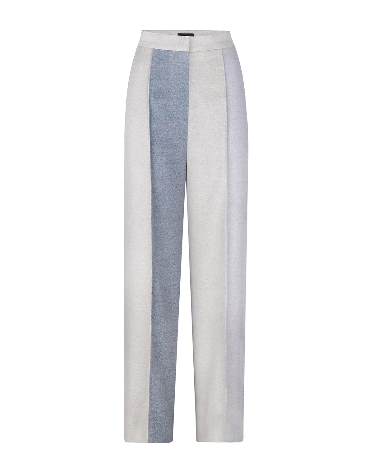 Paneled trousers