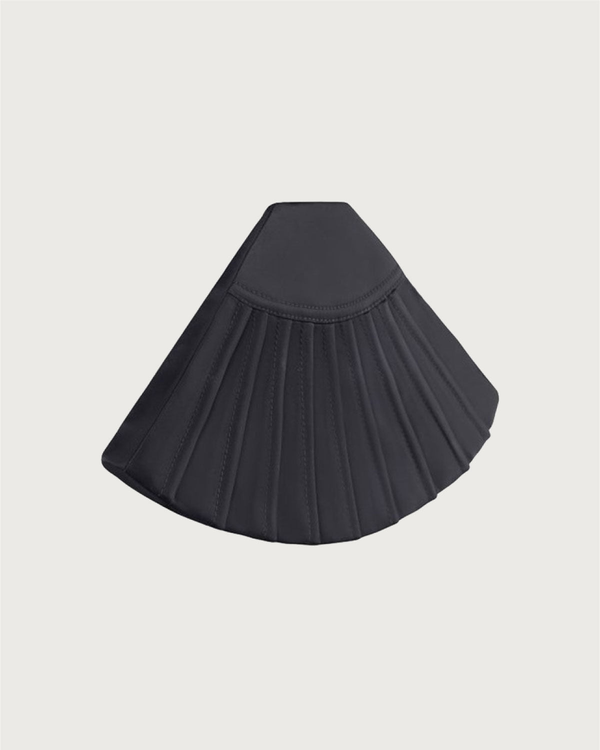 Mini Fan Clutch Black
