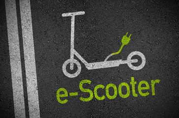 E-scooters for commuters and more!