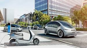 Electric scooters, Electric rides of the future