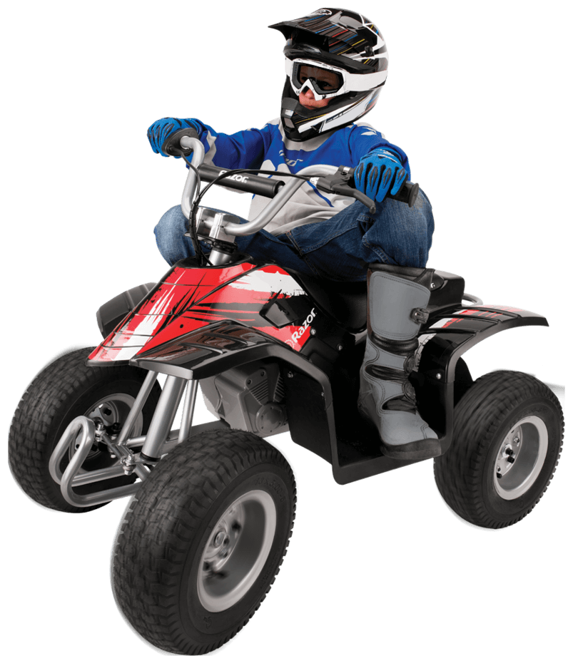 Razor Dirt Quad, Four Wheeler, ATV