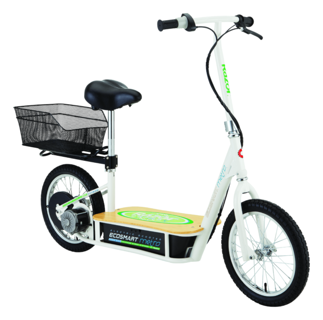 A Razor electric scooter, this e scooter is one pick for the best electric scooter for sale. Categories: electric scooter for kids. Electric scooter adult. best electric scooter for commuting. electric scooter with seat. electric scooter near me, we'll get you escooted and on your way!