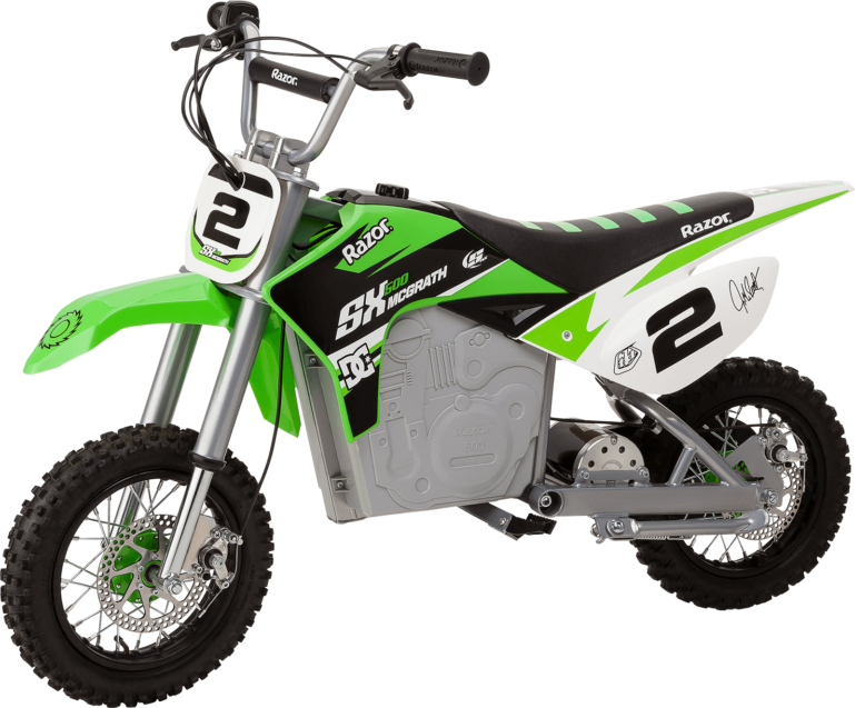 Razor SX500 Dirt Rocket Green McGrath