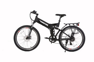 X-Cursion Elite 24 Volt Electric Folding Mountain Bicycle