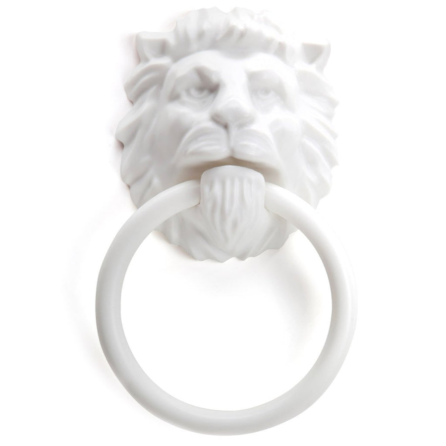 LION'S HEAD | Towel holder