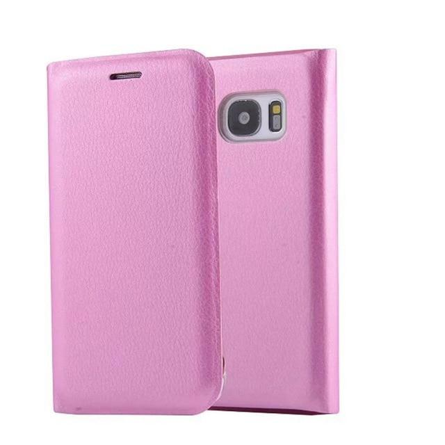 Flip cover  Wallet for Samsung Galaxy - E-shopstore