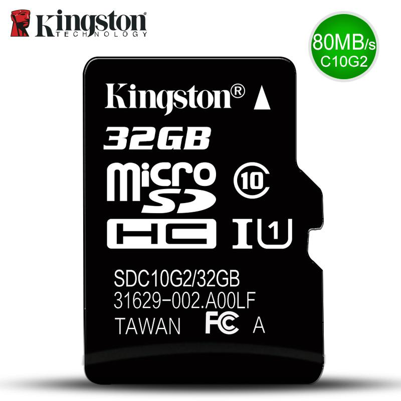 Kingston Micro SD  Class10