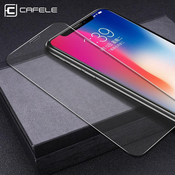 Tempered Glass For iphone X 2.5D edge HD