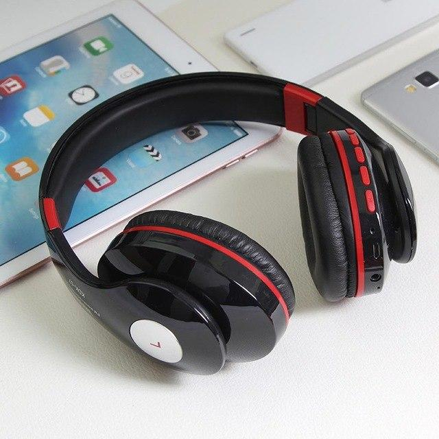 Casque Audio Bluetooth Sans Fil Wireless - E-shopstore
