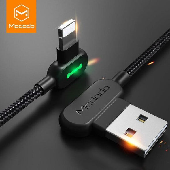 MCDODO USB Cable For iPhone Apple