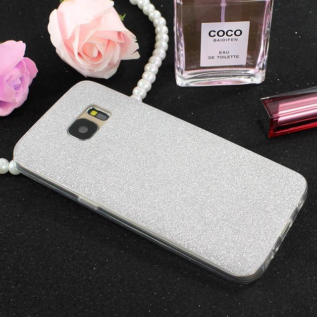 Soft  Silicone Cover For Samsung J5 J7 A3 A5