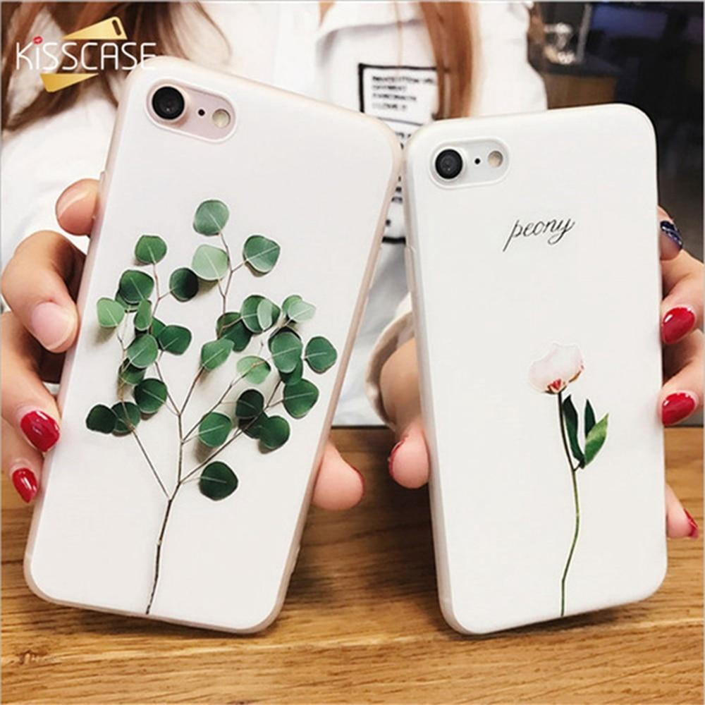 3D Relief Plant Cases For iPhone's - E-shopstore