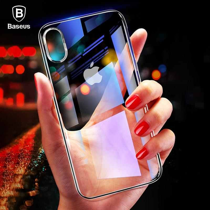Capinhas Ultra Thin Clear Soft  Silicone case for Iphone - E-shopstore