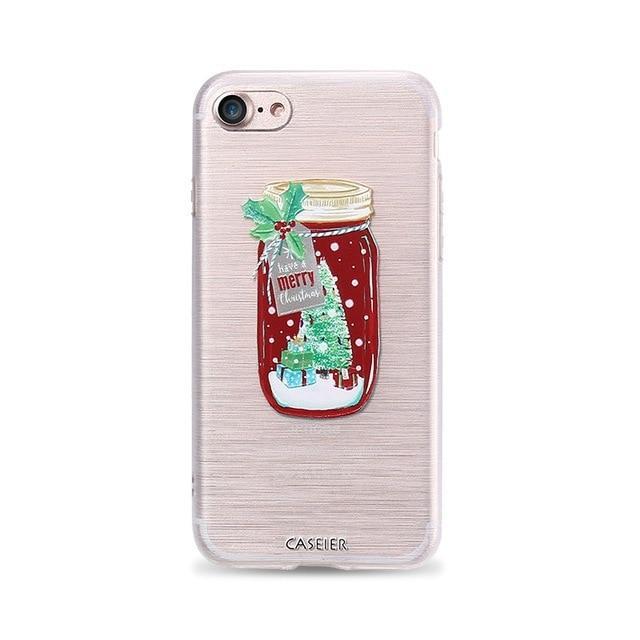 Winter Phone Case For iPhone 6 6s Plus