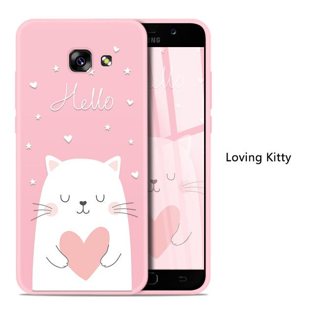Soft Silicone Cases For Samsung Galaxy