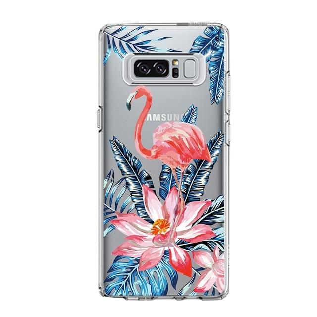 Pattern Printed TPU Case For Samsung Galaxy