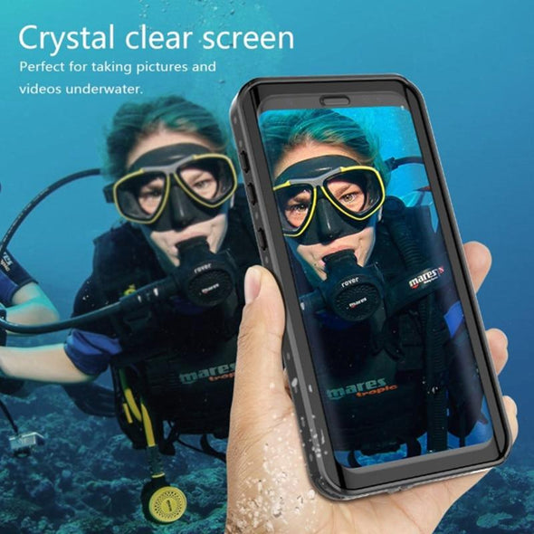 Waterproof Case for Samsung Galaxy S9 S9 plus