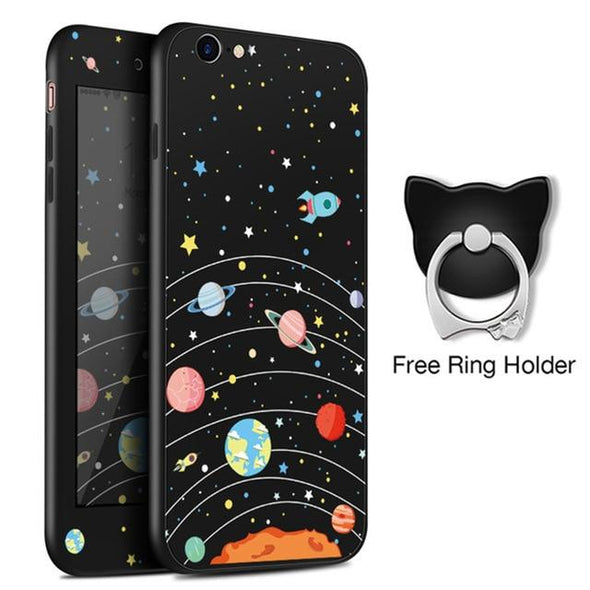 360 Full Cover Cases For iPhone - E-shopstore