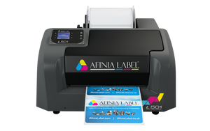 L501 Color Label Printer for small business