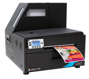L801 Industrial Color Label Printer | Powered By Memjet
