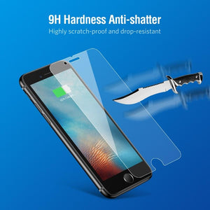 iPhone Top Screen Protector Tempered Glass