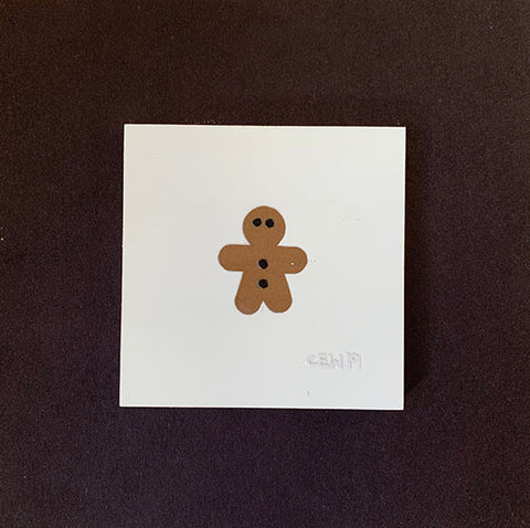 Gingerbread Man #651