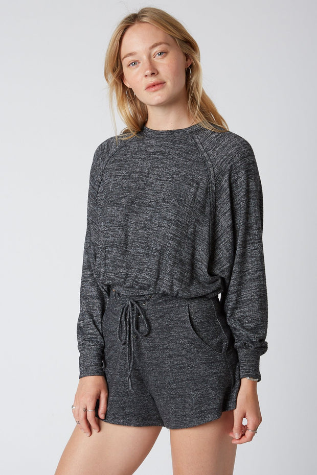Cropped Raglan - Top