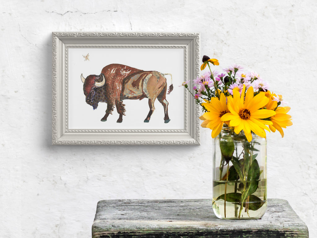 Bison - Limited Edition Art Print