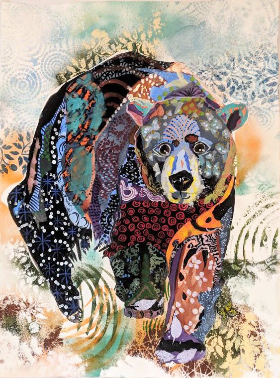 Black Bear - Original Artwork
