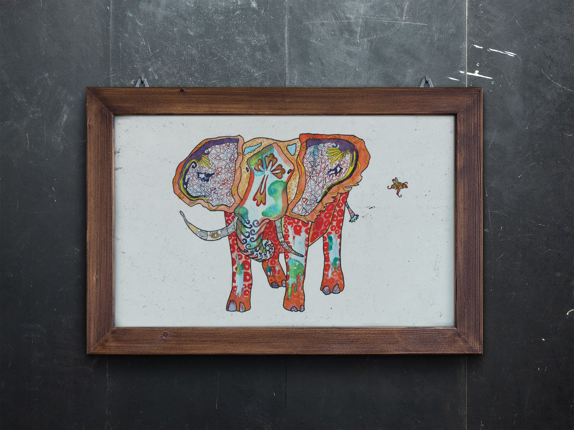 Elephant - Limited Edition Art Print