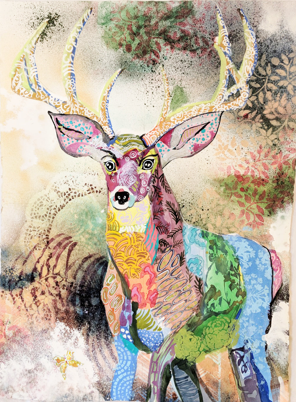 Stag - Original Artwork