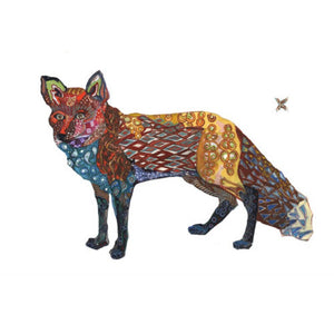 Fox - Limited Edition Art Print