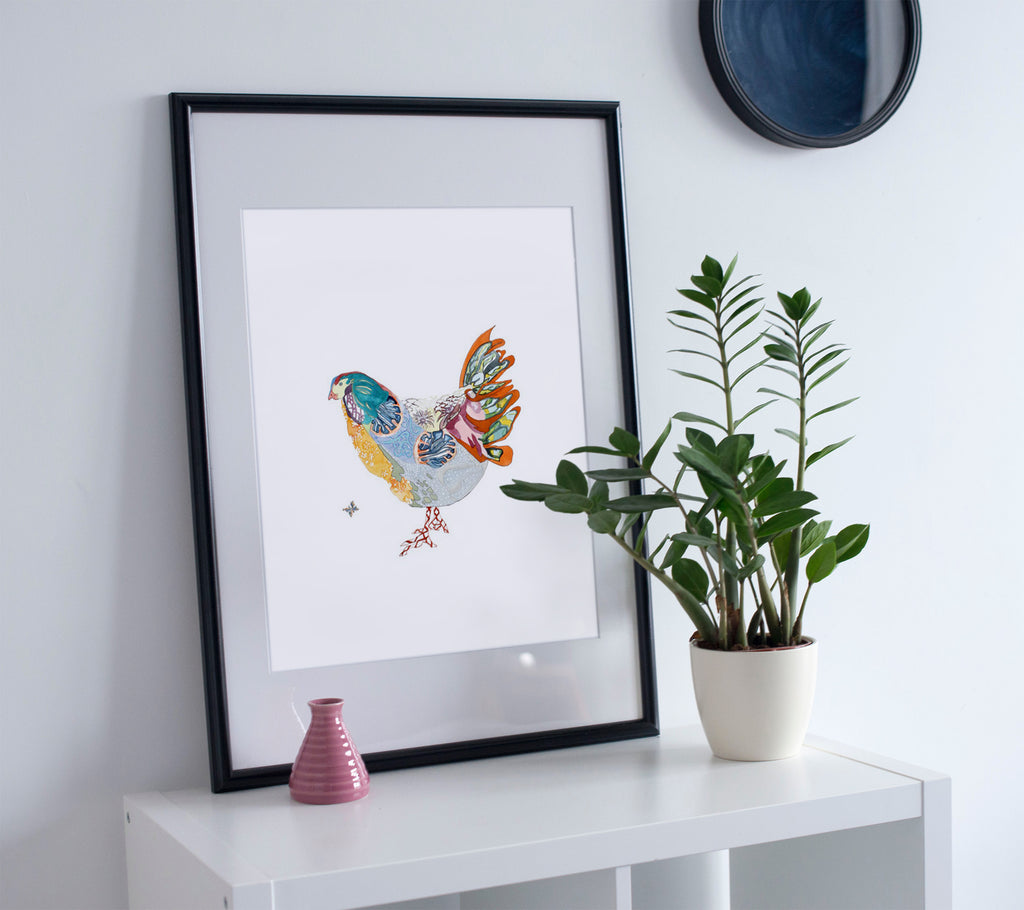 Chicken - Limited Edition Art Print