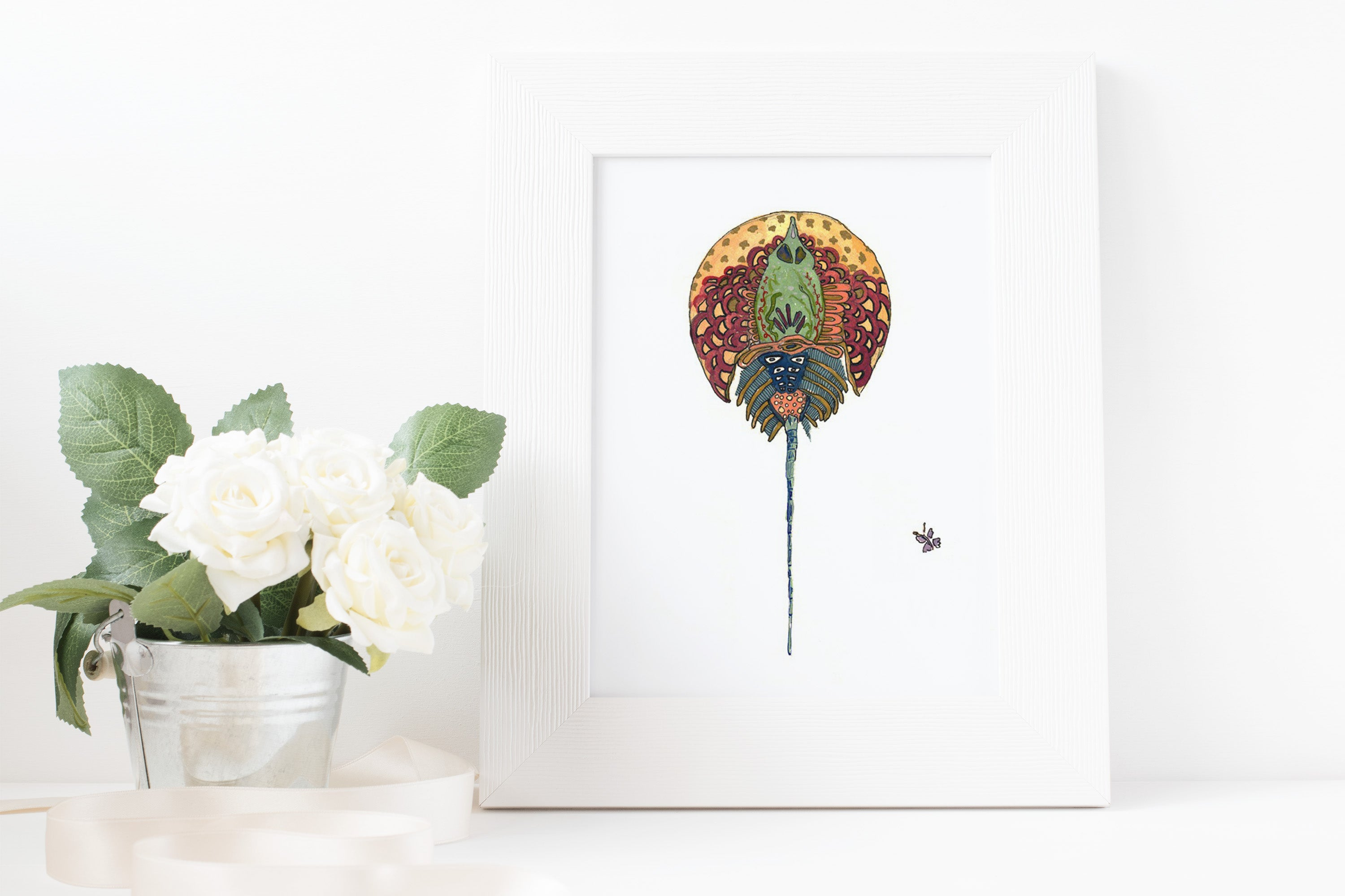 Horseshoe Crab - Limited Edition Art Print