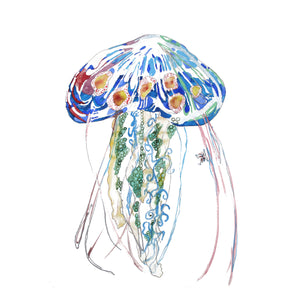 Jellyfish - Limited Edition Art Print