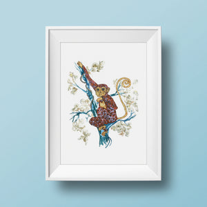 Monkey - Limited Edition Art Print