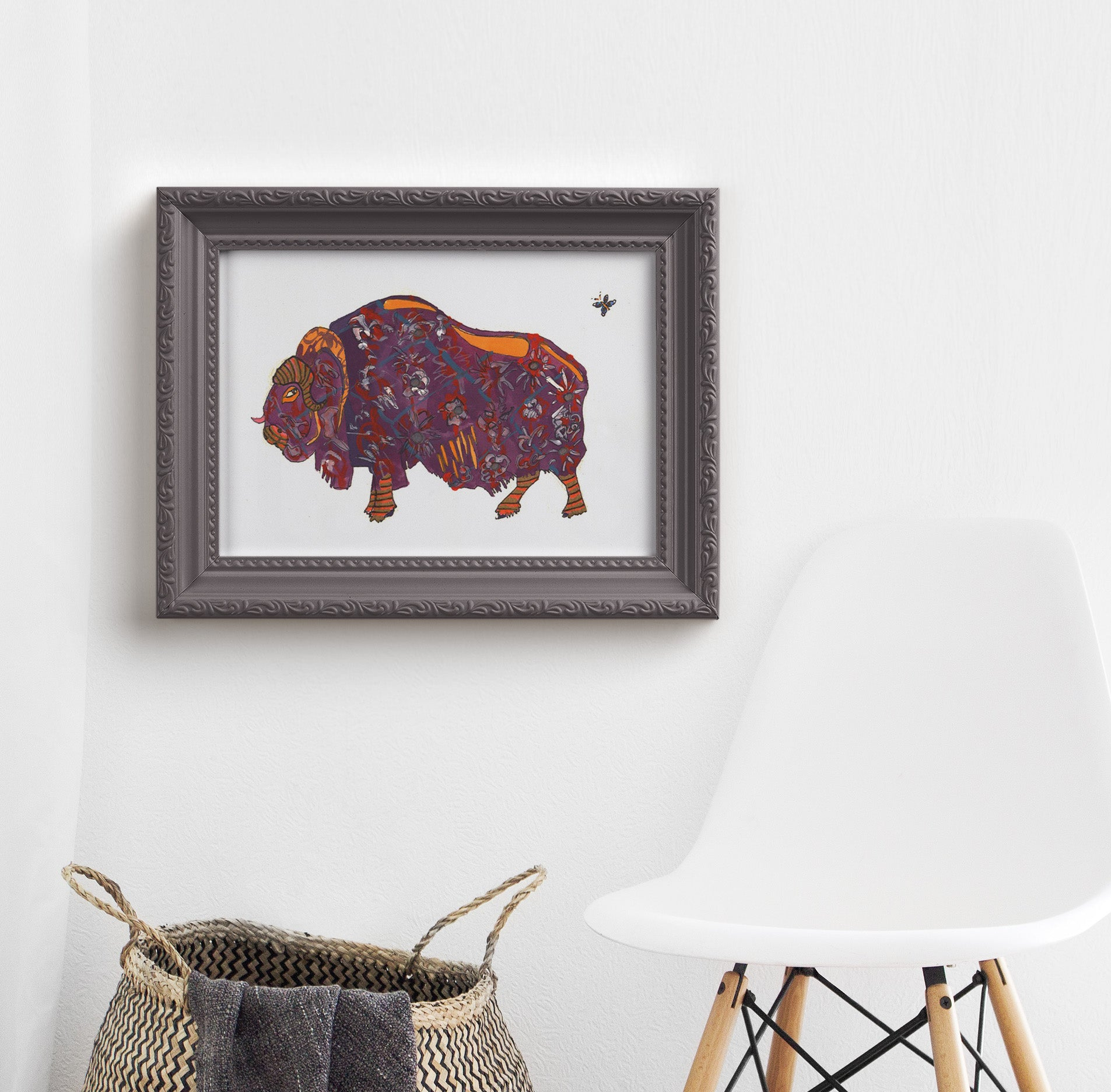 Musk Ox - Limited Edition Art Print