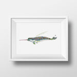 Narwhal - Limited Edition Art Print