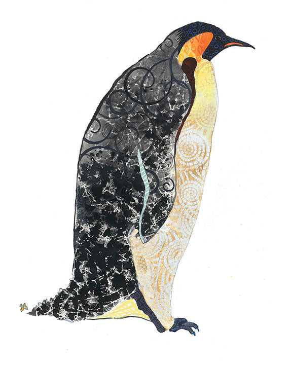 Penguin Artwork Print
