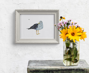 Seagull - Limited Edition Art Print