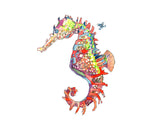 Seahorse - Limited Edition Art Print