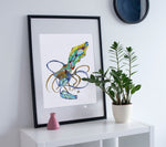 Squid - Limited Edition Art Print