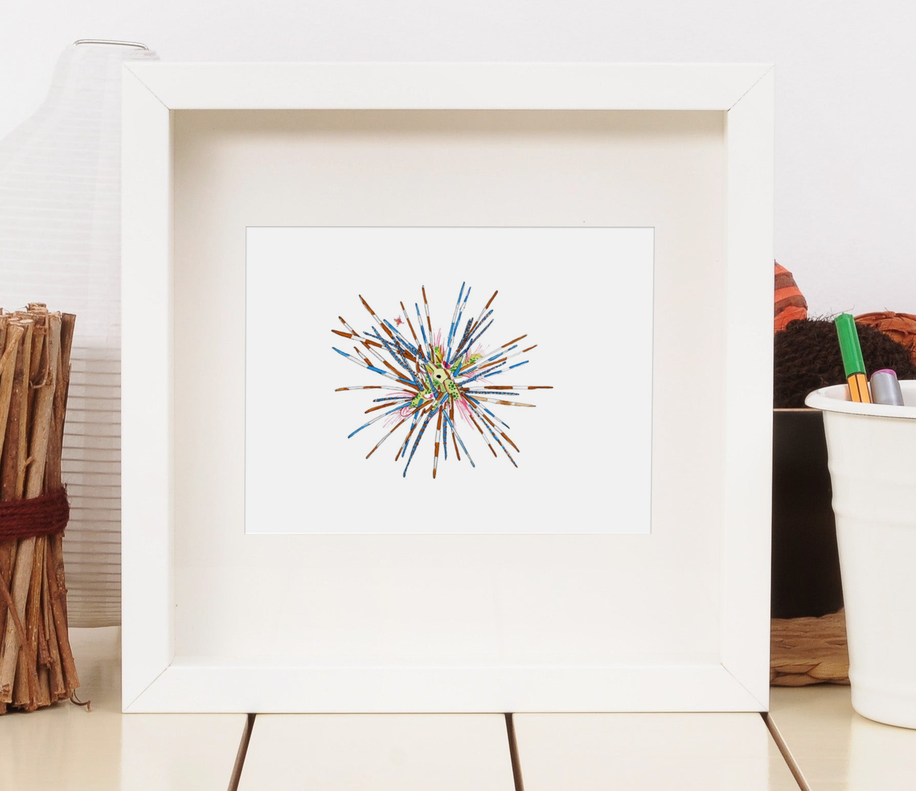 Urchin - Limited Edition Art Print