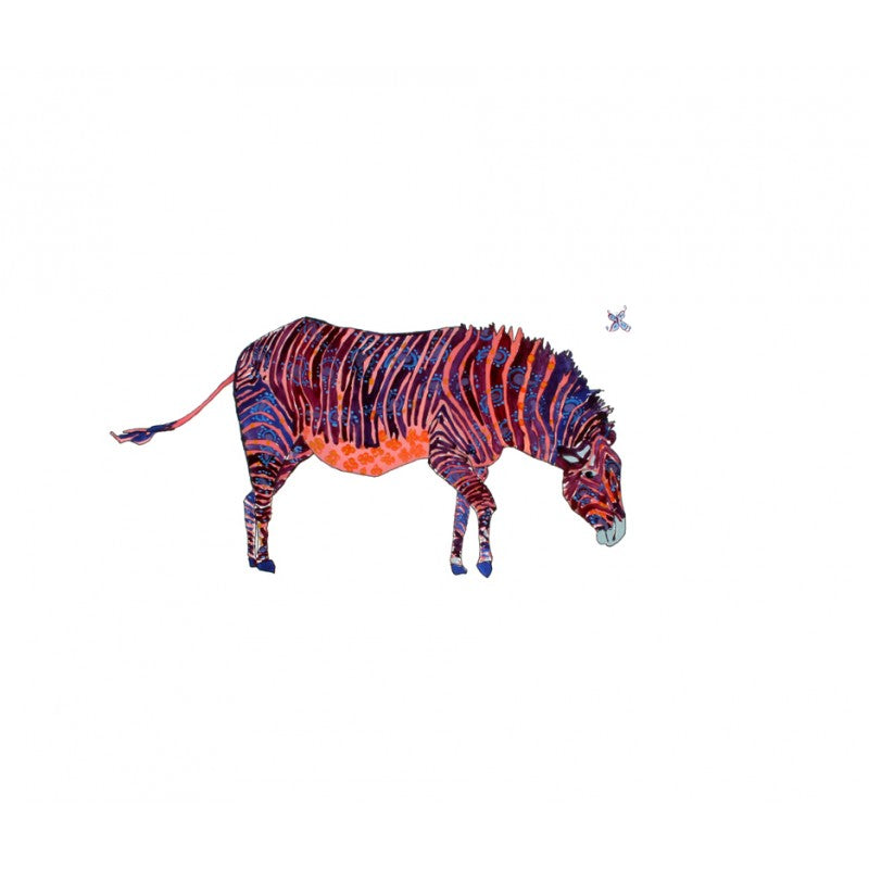 Zebra - Limited Edition Art Print