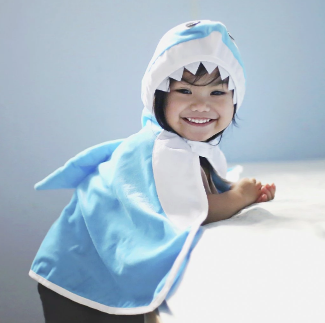 Easy Halloween costumes for babies and toddlers (that are cute AND comfortable)!