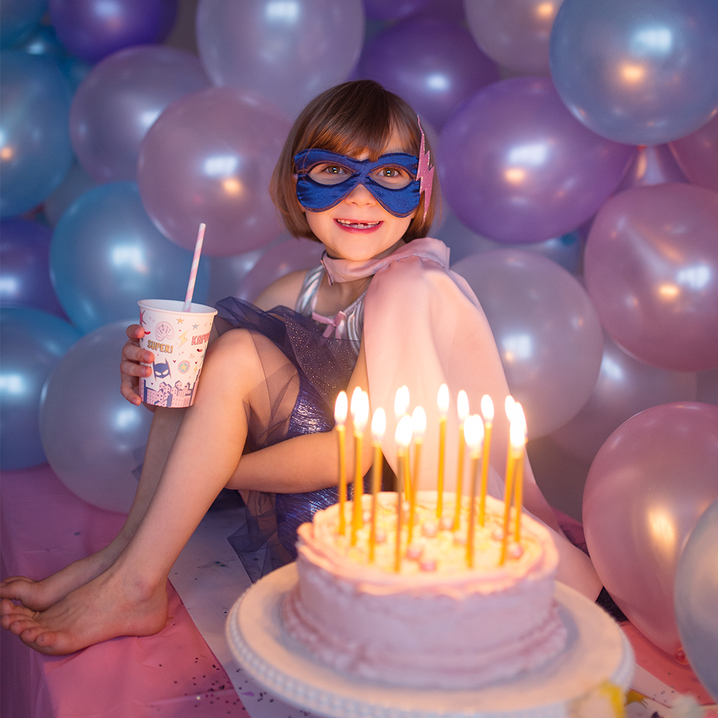 7 Ideas for Throwing a Socially Distant Birthday Party