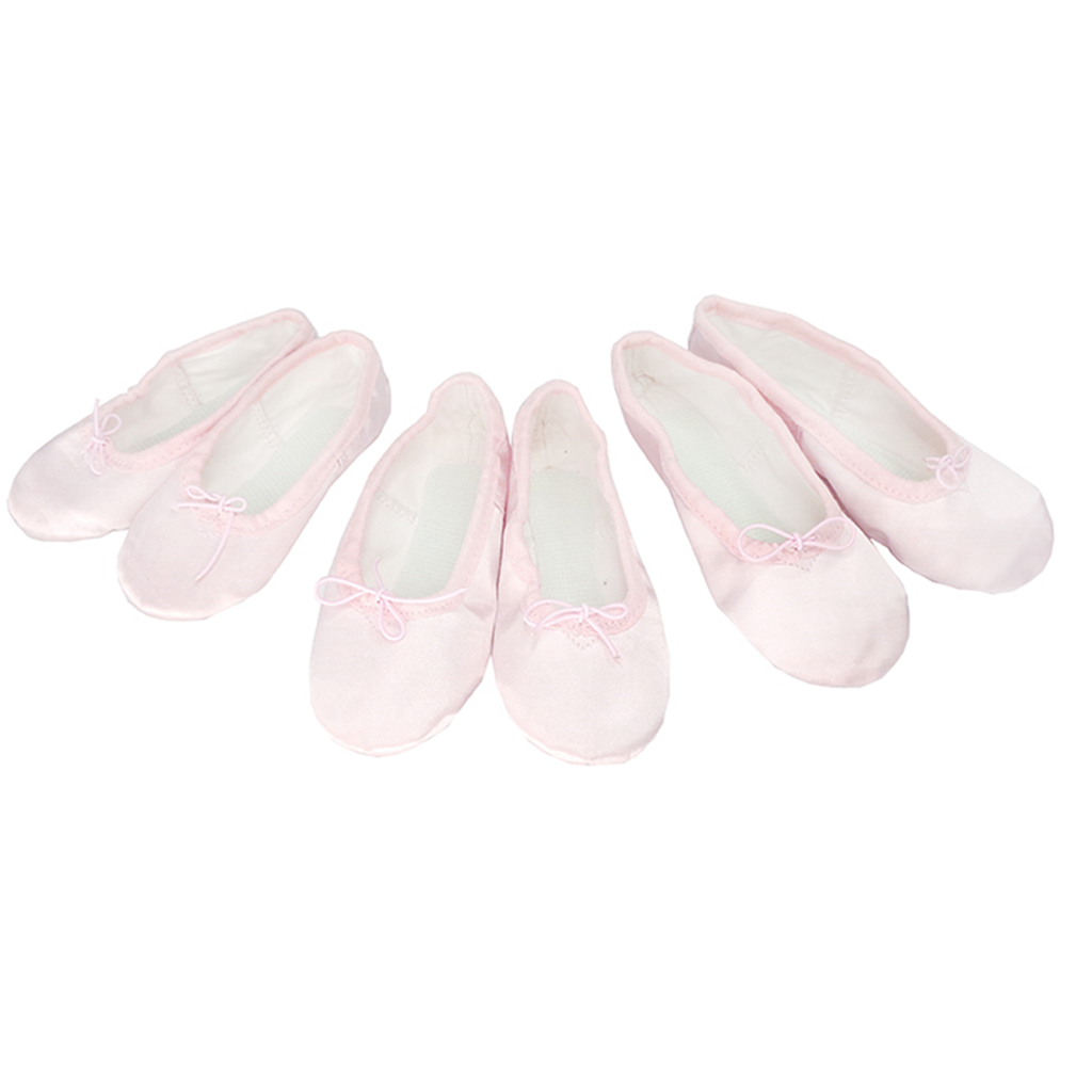 Ballet Beauty Flats, Medium